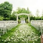 kır düğünü nasıl süslenir