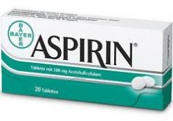 Aspirinin saca faydalari